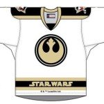 Wilkes-Barre/Scranton Penguins unveil special Star Wars jersey to be worn against Bridgeport Sound Tigers April 2