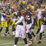 Pittsburgh Steelers pull out controversial win over Bengals