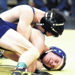 Top seeds make it through Day 1 of WVC Wrestling Tournament; Tunkhannock leads Hazleton Area in team race