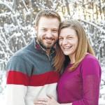 Jennifer Gore and John Minsavage engagement
