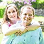 Kayla M. Nagy and Michael R. Sokolas engagement
