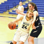 Kirsten Durling's 22 points keep Pittston Area in first place with win over Dallas