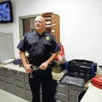 Newport Township PD uses Moses Taylor grant to buy emergency defibrillators