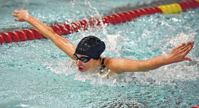 Times Leader H S Swimming Wyoming Valley West Sweeps Tunkhannock