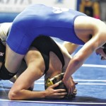 Lake-Lehman's R.J. Driscoll wins in final bout, leads win over Hanover Area