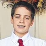 Happy birthday to Mason Samuel Cary!