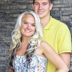 Crystal McCaffrey and Mark Meinert engagement