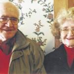 Mr. and Mrs. John Payer celebrate 70th anniversary