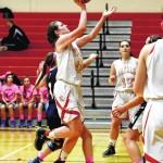Rebecca Prociak scores 40 points as Holy Redeemer defeats Northwest in WVC girls basketball game