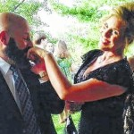 Carrie Ann Ercolani and Sean Elias engagement