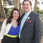 Meredith Ripa and Thomas Farrell engagement