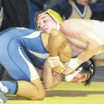 H.S. Wrestling: Meyers makes move toward the top