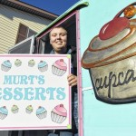 Murt's Desserts brings cupcake camper to area