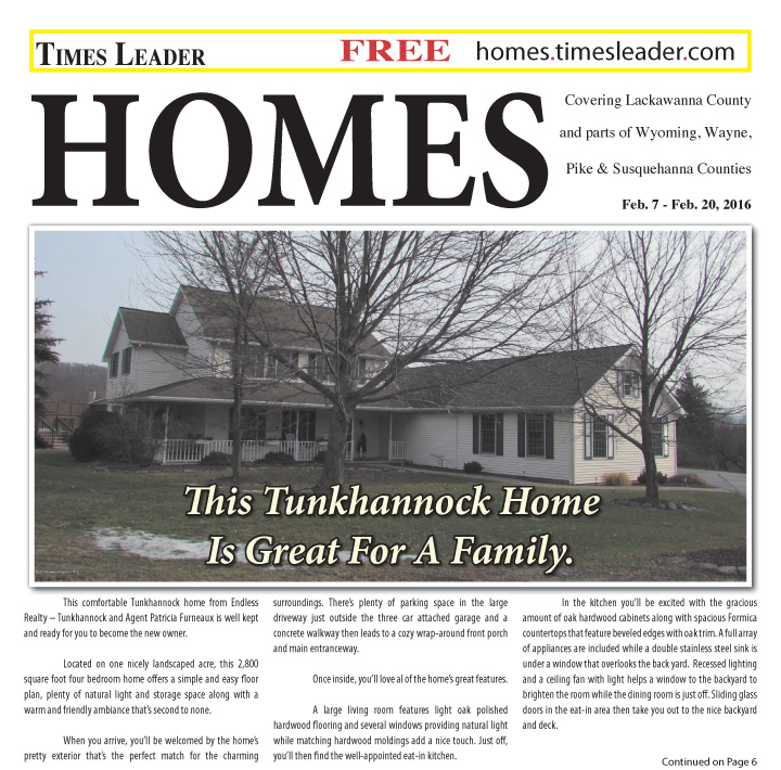 2016 Lackawanna Homes