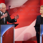 Fireworks fly as Clinton, Sanders square off before New Hampshire
