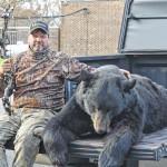 2015 bear harvest 3rd-highest in history
