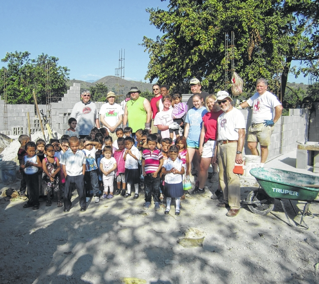 Northeast Pennsylvania residents working with Operation Honduras make a difference in the lives of needy children
