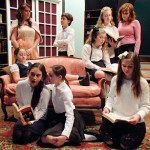 Presented by Actors Circle at Providence Playhouse in Scranton: Scandal rocks a girls' school in 1930s New England in 'The Children's Hour'