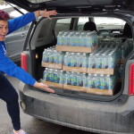 As local women travel to Flint, Michigan, to help people affected by water problems, Pennsylvania's lead problem is linked to paint, not water