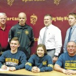 Wyoming Valley West All-State boys soccer players choose colleges