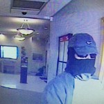 Reward being offered for information leading to arrest of robber of Scranton bank