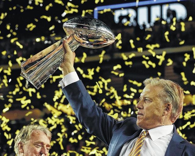 Mile High Super Bowl title for Denver Broncos