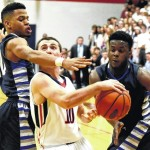 GAR and Nanticoke Area battle again for Wyoming Valley Conference Division 2 boys basketball title