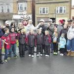 Shawnee Indians Mini Football team receives donation