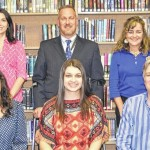 Crestwood names student of the quarter