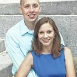 Jessica Szumski and Matthew Lawrence Nice engagement