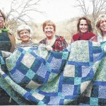 GFWC quilt winner announced