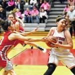 Hazleton Area girls basketball team sweeps rival Crestwood for 3rd straight season