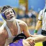 Noah Rakowski leads Hanover Area wrestling to District 2 finals
