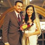 Nicole Maday and Ed Friess wedding