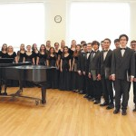 The First Presbyterian Church welcomes the Wyoming Seminary Madrigal Singers