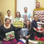 PRO Rehabilitation Services adopt a family for the holidays