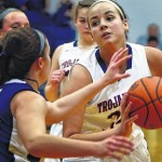 Nanticoke Area wraps up unbeaten girls basketball regular season