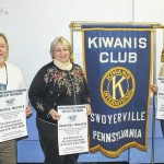 The Kiwanis Club of Swoyersville will hold their annual Nite at the Races