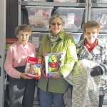 Peter and Paul Church in Plains collected items for the Pro-Life Center