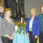 Kiwanis Club of Swoyersville honors past members