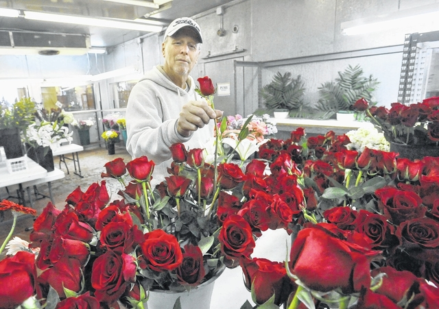 Northeast PA flower shops gear up for the Valentine's Day weekend