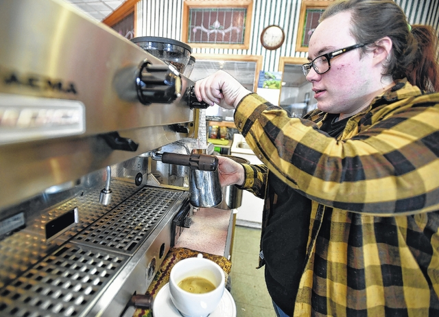 The Main Bean in Luzerne serves up a coffee house feel alongside food and fellowship