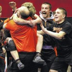 Tunkhannock wins first district duals title, besting Scranton