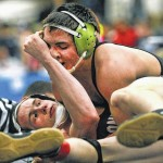 Meyers, Lake-Lehman each send 9 to the 2A wrestling semifinals