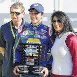 Chase Elliott makes history by capturing Daytona pole
