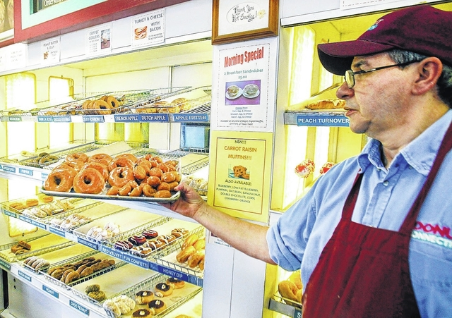 A Day in the Life of Harry Calimeres: Baker at Donut Connection in Exeter
