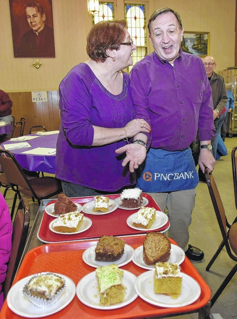 Tis the season for Lenten fish fry dinners in Northeastern Pennsylvania; St. Andre Bessette Parish has one of the first