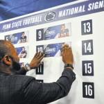 Lions wrap up stressful recruiting season