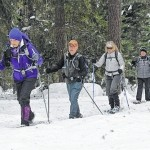 Make the most of a snowshoeing adventure with these tips and other important info to know before you head out