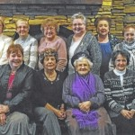 Friends of the Mill Memorial Library celebrate Christmas